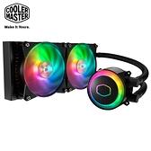 Cooler Master 酷馬 MasterLiquid ML240R RGB水冷散熱器 MLX-D24M-A20PC-R