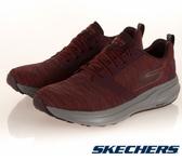 SKECHERS GO RUN RIDE 7男款慢跑鞋 酒紅-NO.55200BURG