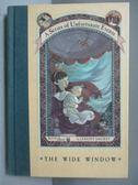 【書寶二手書T4/原文小說_ICD】The Wide Window_Snicket, Lemony