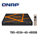 (訂貨要3-5工作天)QNAP 威聯通TBS-453A-4G-480GB(4G記憶體)4Bay M.2 SSD(內含240G M.2 SSD兩個)NAS 網路儲存伺服器