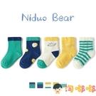 五雙裝 寶寶襪子春秋純棉嬰兒男童可愛超萌無骨襪【淘嘟嘟】