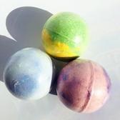 歐美浴鹽球 精油無泡免沖洗滋潤皮膚身體6枚(顏色隨機發) 潮流前線