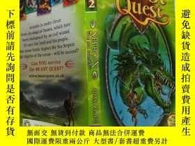 二手書博民逛書店Beast罕見Quest :THE SEA SERPENT:野獸任務:海蛇 Y200392