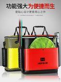釣魚桶一體多功能加厚魚護桶漁具包裝魚桶防水釣魚箱【步行者戶外生活館】