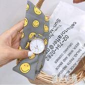 綁帶手表女學生韓版簡約時尚潮流ulzzang日系少女小清新布帶腕表TT1559『麗人雅苑』