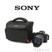 相機包索尼微單攝影包A5000A6000A6300A6500NEX75T5RNEX6相機包 麥吉良品