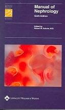 二手書博民逛書店 《Manual of Nephrology》 R2Y ISBN:0781750202│Lippincott Williams & Wilkins