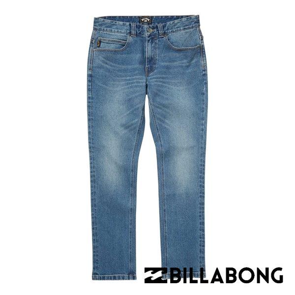 BILLABONG OUTSIDER 男牛仔長褲 淺藍 M330QBOJIGA【GO WILD】