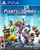 PS4 植物大戰殭屍:和睦小鎮保衛戰(美版代購)