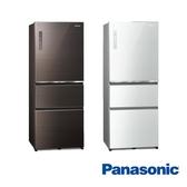 【Panasonic 國際牌】500公升 三門 電冰箱 NR-C501XGS 贈SP-2015雙面砧版+陶瓷刀+商品卡1000元