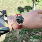 新款韓版潮流時尚星空女士手錶簡約休閒大氣防水學生錶 多莉絲旗艦店
