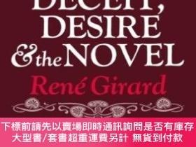 二手書博民逛書店【罕見】Deceit, Desire, And The NovelY27248 Prof Ren? Girar