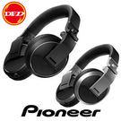 PIONEER 先鋒 HDJ-X5 專業級耳罩式 DJ 監聽耳機 黑色 享受無失真的監聽 公司貨