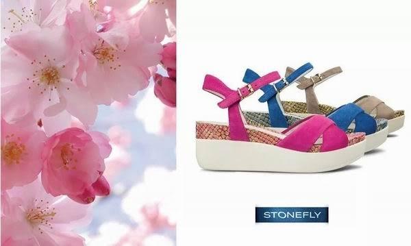義大利 STONEFLY SECOND SKIN  SKY 2 絲凱舒適涼鞋 104580 櫻花紅I76 UK36~38