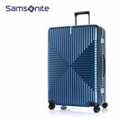 特價 Samsonite 新秀麗 輕鋁框 28吋行李箱 霧面PC 大容量 飛機輪 CROSS FR GV5