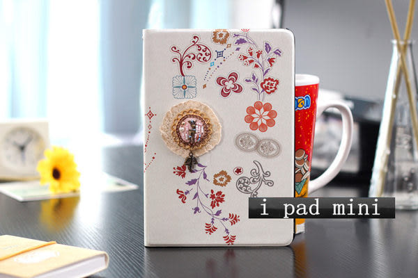 mini3免運+任二件$980  蘋果ipad mini3/2/1通用保護套 休眠皮套 支架外殼