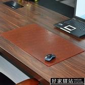 訂製訂做超大加厚防水電腦辦公桌墊廣告牛皮滑鼠墊台墊書桌墊新品