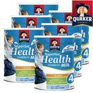 桂格 QUAKER 健康奶粉 新一代健康三益菌配方(3-10歲)1.5kg/罐x6入