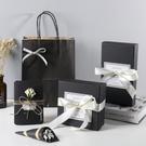 簡約禮物盒精美正方形口紅禮盒高檔創意禮品盒長方形小大號包裝盒