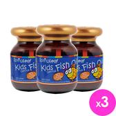 澳洲綠芙特級 兒童魚油軟膠囊(30顆/瓶)x3入組