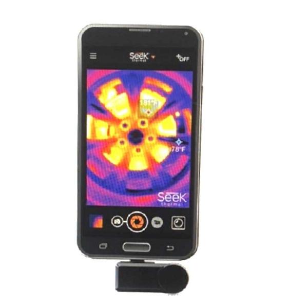 [9美國直購] Seek Thermal 手機用熱像儀 Compact-All-Purpose Thermal Imaging Camera for Android USB-C