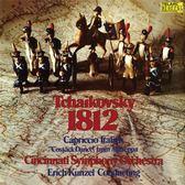 【停看聽音響唱片】【黑膠LP】柴可夫斯基:1812序曲 康澤爾指揮辛辛那提管弦樂團