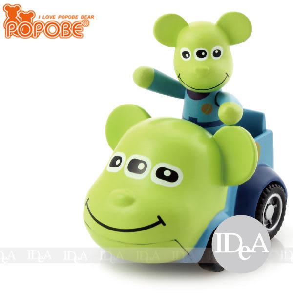 POPOBE熊 車載系列 2吋公仔車飾 小汽車玩具擺飾 三眼怪 非 暴力熊 momo熊 BE@RBRICK熊 IDEA 迪士尼