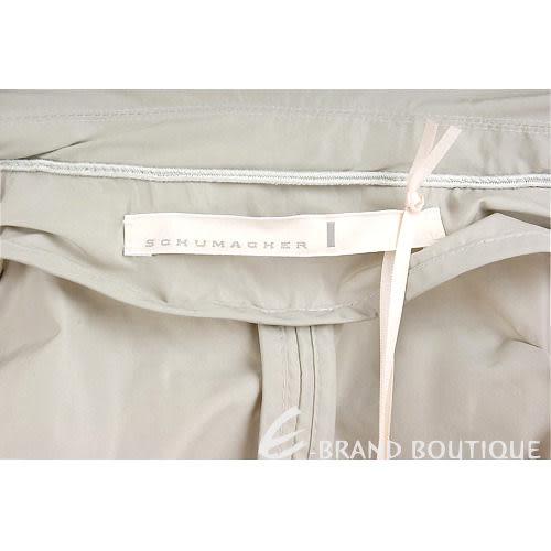 SCHUMACHER 灰色勾釦式西裝外套 1120102-06