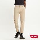 Levis 男款 上寬下窄 CHINO卡其休閒褲 / 超彈力布料 / 卡其基本款 / 防盜暗袋