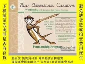 二手書博民逛書店New罕見American Cursive Ii (quotations From Famous American