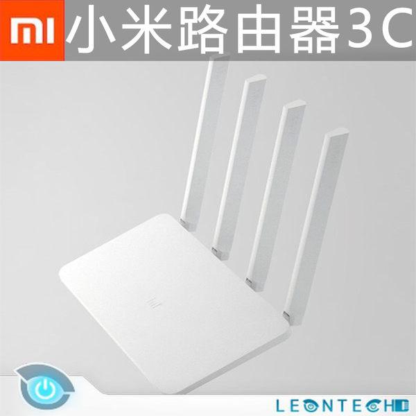 小米路由器 3C WiFi 4天線 穿牆 光纖級 無線網路 千兆 保固