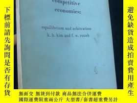 二手書博民逛書店比較經濟學:均衡與公斷罕見英文Y9636 equilibrium