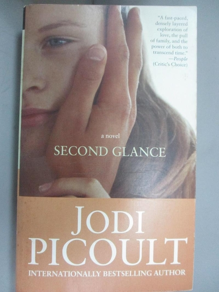 【書寶二手書T1/原文小說_OHE】Second Glance_Picoult, Jodi