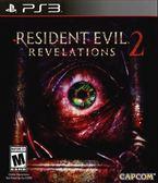 PS3 Resident Evil Revelations 2 惡靈古堡:啟示 2(美版代購)