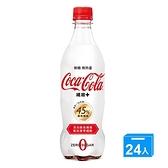 可口可樂纖維+ 600ml*24入【愛買】