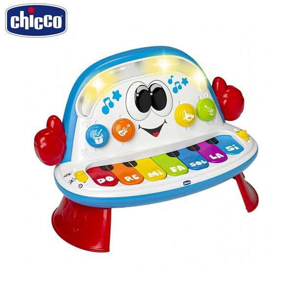 Chicco FUNKY聲光鋼琴樂團