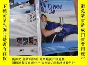 二手書博民逛書店英文原版罕見Motorbooks Workshop:How to