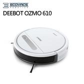 【Ecovacs】DEEBOT OZMO 610掃地機器人(掃/吸/濕拖)
