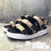 Air Walk 白金 三槓 魔鬼氈 涼鞋 拖鞋 男女 情侶鞋 (布魯克林) 2018/7月 A755230-366