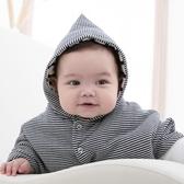 嬰兒披風寶寶秋冬斗篷嬰兒夾棉兩面穿披風小帆船風加厚0-3歲兒童披風 小天使