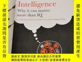 二手書博民逛書店Emotional罕見Intelligence: Why it Can Matter More Than IQ