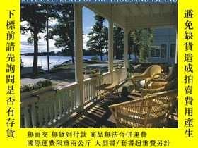 二手書博民逛書店Castles罕見and Cottages: River Ret