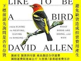 二手書博民逛書店What罕見It s Like To Be A BirdY256260 David Allen Sibley