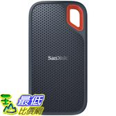 [8美國直購] SanDisk 行動硬碟 1TB Extreme Portable External SSD - Up to 550MB/s - USB-C, USB 3.1 - SDSSDE60-1T00-G25