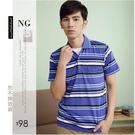 【大盤大】(C69327) 男 口袋 M 短袖涼感衣 彈性運動衣 NG恕不退換 吸濕排汗衫 路跑 中年長輩內搭
