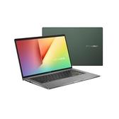 華碩 VivoBookS435EA-0049E1165G7 14吋輕薄高效筆電(秘境綠)【Intel Core i7-1165G7 / 16GB / 512GB SSD / W10】