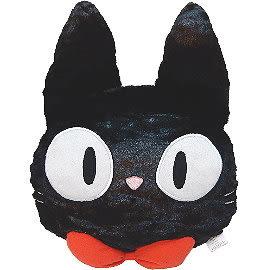【波克貓哈日網】魔女宅急便◇造型抱枕◇《黑貓 KIKI》