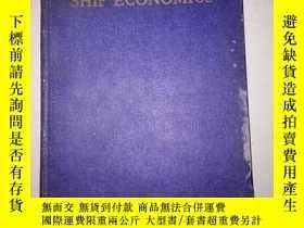 二手書博民逛書店SHIP罕見ECONOMICSY17747 SHIP ECONO