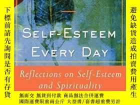 二手書博民逛書店Nathaniel罕見Brandens Self-esteem Every DayY256260 Nathan