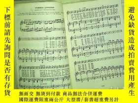 二手書博民逛書店SONGS罕見of STEPHEN FOSTER.STEPHEN